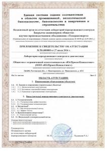 СВИДЕТЕЛЬСТВО ОБ АТТЕСТАЦИИ - 0003